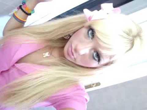 anime eyes makeup. Lady Gaga Anime Eyes Make-up