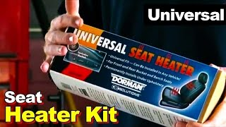 getlinkyoutube.com-How To Install Universal Seat Heater Kit
