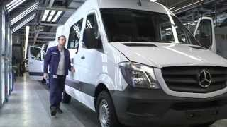 getlinkyoutube.com-Mercedes-Benz Sprinter (Production) (2014)