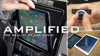 getlinkyoutube.com-New iPads and Car Dashboards! iPad Install Tips - Amplified #128
