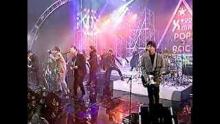 getlinkyoutube.com-LÄ-PPISCH/NHKクリスマス番組 共演近藤敦、THE THRILL