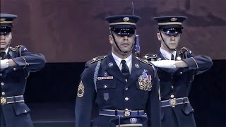getlinkyoutube.com-U.S. Army Drill Team Performs • Spirit of America 2014