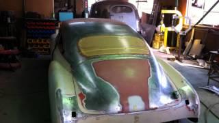 1949 Chevy Fleetline Chopped Top 3 Kustom.