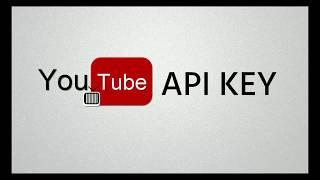 how to create YouTube API Key 2017