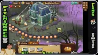 getlinkyoutube.com-Plants v Zombies Adventures - Zombitorium Manor 8/8 (Facebook, iPhone, Android)