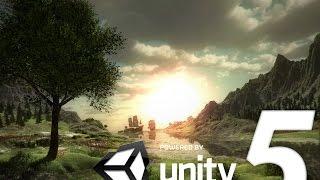 getlinkyoutube.com-Speed Level Design - A New World - Unity 5 and World Machine