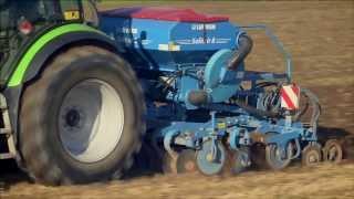 LEMKEN Pneumatic seed drills Solitair