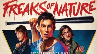 getlinkyoutube.com-Freaks of Nature Movie 2015 - Nicholas Braun, Mackenzie Davis, Josh Fadem