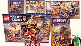 getlinkyoutube.com-LEGO Nexo Knights 2016 Summer sets pictures: My Thoughts!