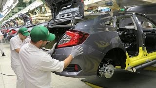 getlinkyoutube.com-2017 Honda Civic Sedan - PRODUCTION