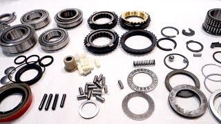 getlinkyoutube.com-T5 World Class Rebuild Kit Parts. Visiting EricTheCarGuy