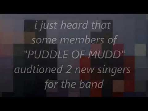 Puddle of Mudd - NEW SINGER ??