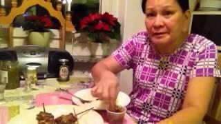 getlinkyoutube.com-กินข้าวปิ้งหมู คุยไปกินไป ตามประสาแม่ไหยน้อย