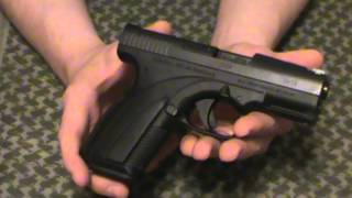 getlinkyoutube.com-Caracal C 9mm Pistol Initial Review: I'm Highly Impressed