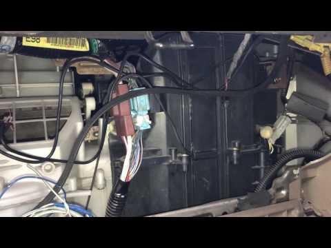 Замена салонного фильтра в Хонда Одиссей RA6. Процесс замены в следующем ролике на моем канале.