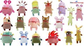 getlinkyoutube.com-❤ SORGENFRESSER Family collection Plush  ❤ We eeeat your worries ! toys