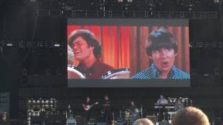 getlinkyoutube.com-The Monkees - Hey Hey we're the Monkees | Intro - Live @RBC Bluesfest 2016