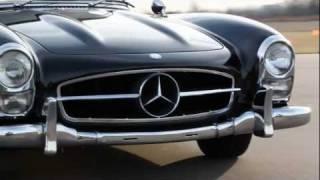 getlinkyoutube.com-1960 Mercedes-Benz 300SL Roadster