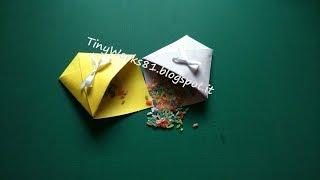 Porta Riso Bustina Origami