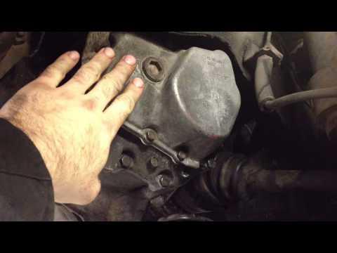 Opel F16 Getriebekennung / Achsubersetzung finden .