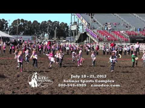 2013 California Rodeo Salinas TV Commercial-English