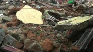 Landslide in Sapugaskanda kills two