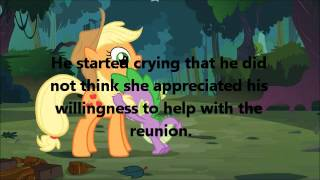 getlinkyoutube.com-Spike and Applejack:  Family Reunion.