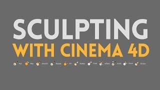 getlinkyoutube.com-Sculpting With Cinema 4D