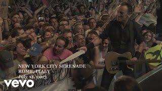 getlinkyoutube.com-Bruce Springsteen - New York City Serenade (Rome 7/11/13)