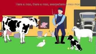 getlinkyoutube.com-Nursery Rhymes - Old MacDonald had a Farm