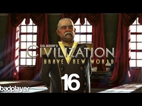 Civilization V BNW - Alemania Inmortal Let's Play Parte 16