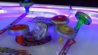 getlinkyoutube.com-Beyblade 탑플레이트 Sonokong Top Plate Sonic Boom Explosion Battle Royale