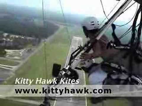 Kitty Hawk Kites Tandem Hang Gliding 8 Part 2