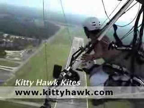 Kitty Hawk Kites Tandem Hang Gliding 8 Part 2