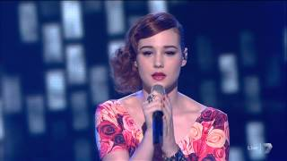 getlinkyoutube.com-Bella Ferraro  In the Arms of an Angel - The X Factor Australia 2012 - 13-11-2012 (HQ)