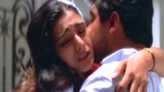 getlinkyoutube.com-Priyuralu Pilichindi Movie || Ajith & Tabu Climax Love Scene || Ajith,Tabu