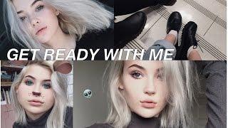 getlinkyoutube.com-GET READY WITH ME | okaysage