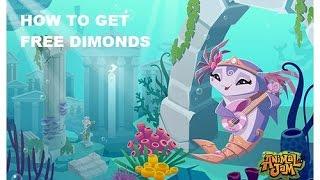 getlinkyoutube.com-**HOW TO GET FREE DIAMONDS ON ANIMAL JAM**