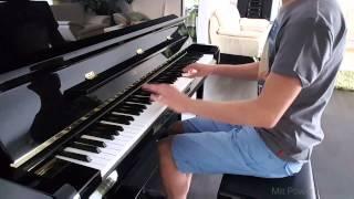 getlinkyoutube.com-Bleib in der Schule   Piano M.S