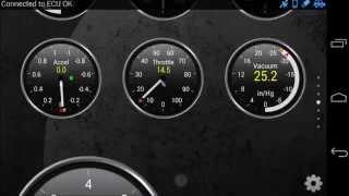 getlinkyoutube.com-Dash Command, Torque Pro, OBDLink Demo
