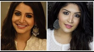 Anushka Sharma Ae Dil Hai Mushkil Inspired Makeup | Heavy liner and Neutral face
