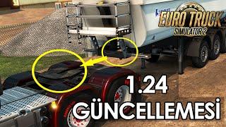getlinkyoutube.com-Euro Truck Simulator 2 - 1.24 Güncellemesi + Gelişmiş Dorse Bağlantısı