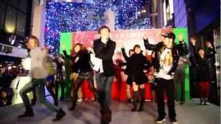 getlinkyoutube.com-ProposeDance プロポーズダンス 1215 天神大丸