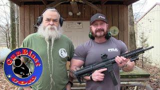 getlinkyoutube.com-Shooting the Flint River Armory CSA-45 45 ACP Piston Carbine - Gunblast.com