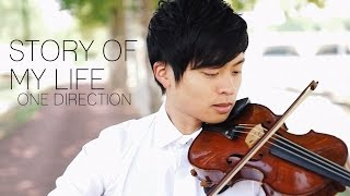 getlinkyoutube.com-Story of My Life - One Direction - Violin and Guitar Cover - Daniel Jang