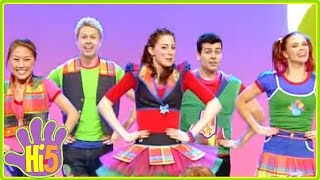 getlinkyoutube.com-Move Your Body | Hi-5 House Season 14 Song of the Week | Kids Songs