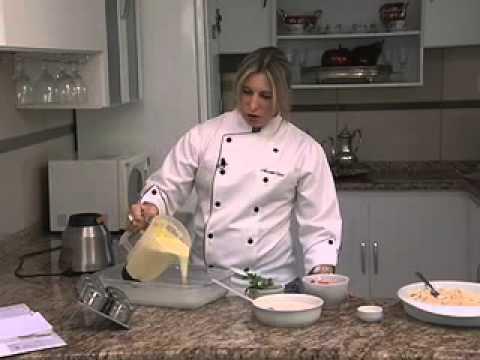 Torta de Frango (liquidificador) - Receita Manhã Viva