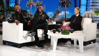 Jamie Foxx's Friendship with Jay Pharoah Includes Endless Impressions