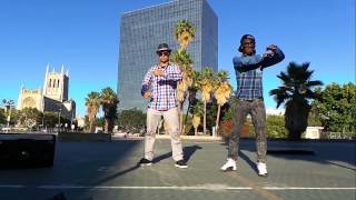 getlinkyoutube.com-MARQUESE SCOTT & POPPIN JOHN | LET GO | DUBSTEP