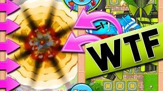 getlinkyoutube.com-Bloons TD Battles  ::  INSANE LATE GAME  ::  MAX HELI VS MAX PLANE :: BTD BATTLES